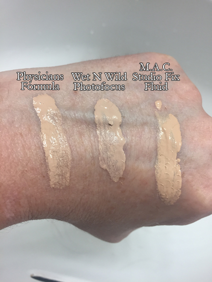 PF Found Swatches