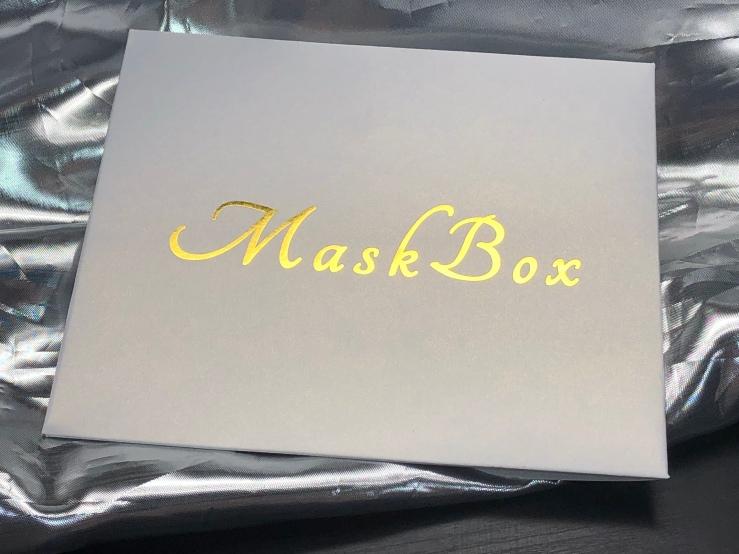 Mask Box, sheet masks, skincare, Asian skincare, subscription