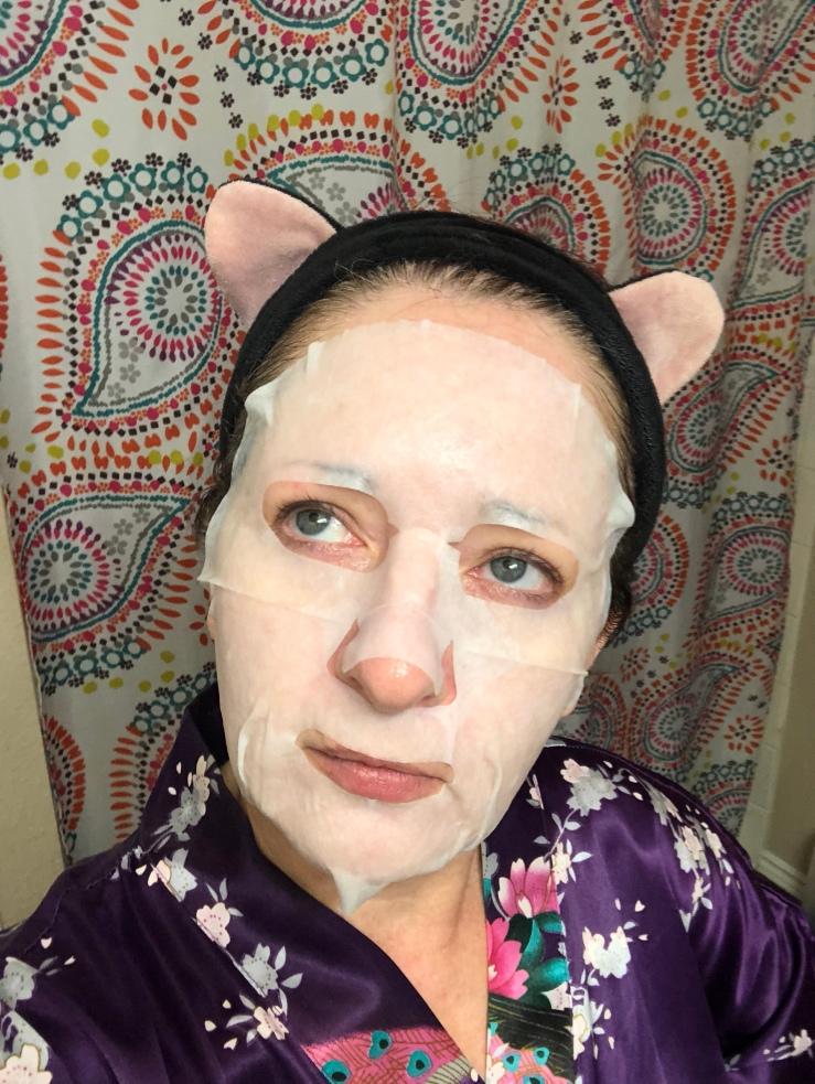 Naisture, sheet masks, 15 minutes, mask pack, Self care, skin care, Mask Box