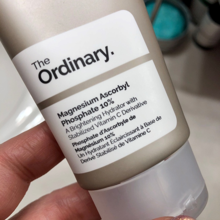 Wrinkles, War Paint, The Ordinary, magnesium Ascorbyl Phosphate, MAP, Vitamin C, Vitamin C cream, skincare, affordable skincare